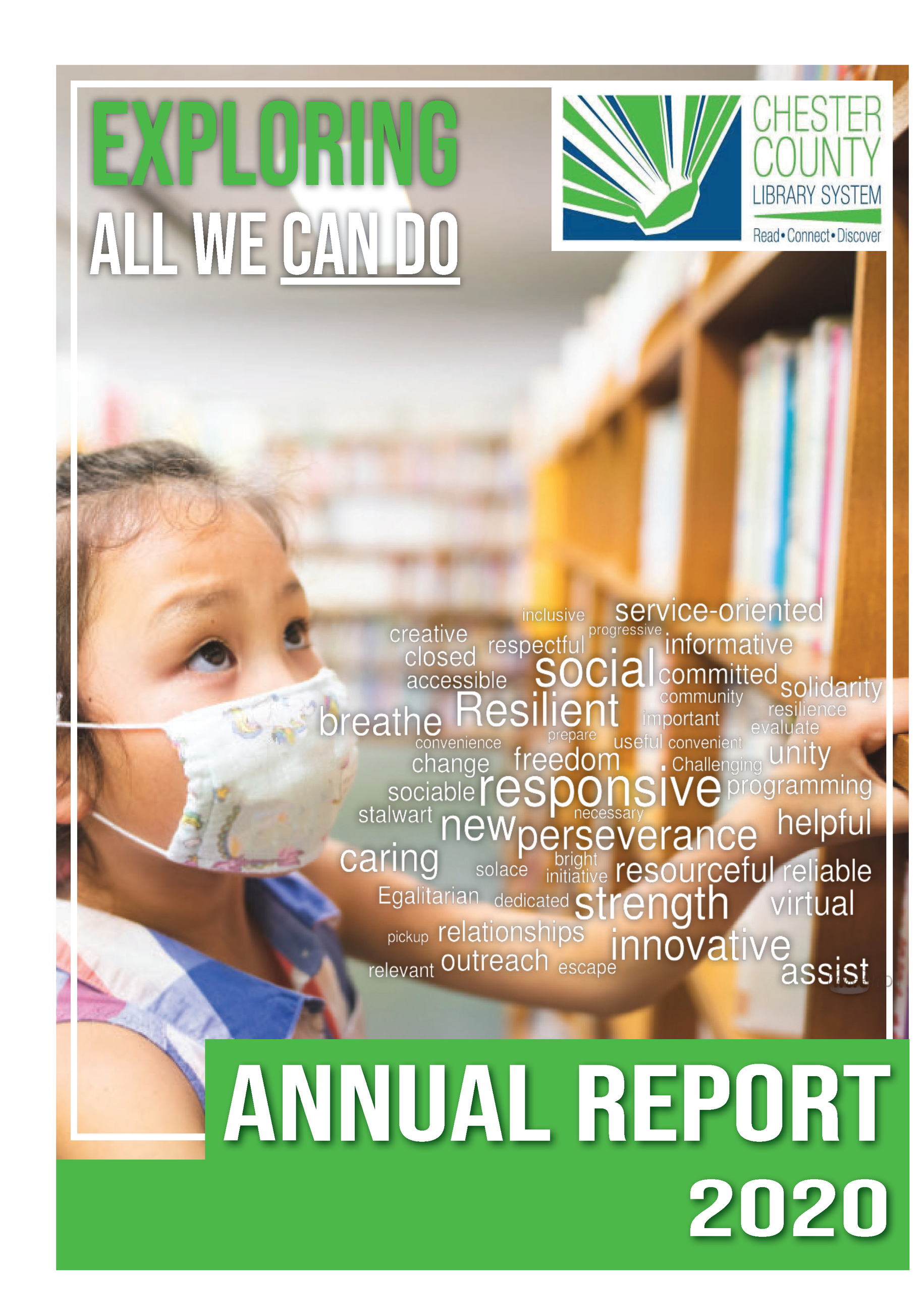 System Annual Report 2020 Cover